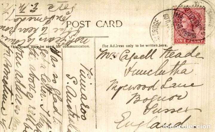 Postales: AN AUSTRALIAN HOMESTEAD AND CATTLE AUSTRALIA OCEANIA - Foto 2 - 184514633