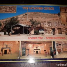 Postales: Nº 33872 POSTAL THE CATACOMB CHURCH AUSTRALIA COOBER PEDY. Lote 184910973