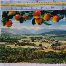 Postales: POSTAL DE AUSTRALIA. TASMANIA HUON VALLEY . 2680. Lote 192677615