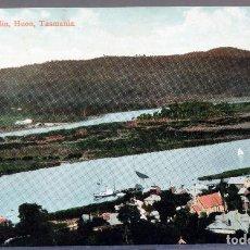 Postales: POSTAL NORTH FRANKLIN HUON TASMANIA ESCRITA HACIA 1912. Lote 193584951