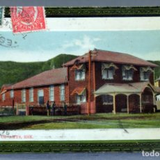 Postales: POSTAL ESK SCHOOL OF ARTS QUEENSLAND AUSTRALIA THE RIGHT SERIES CIRCULADA SELLO 1912. Lote 193609156