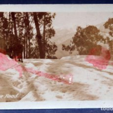Postales: POSTAL FOTOGRÁFICA AUSTRALIA AN ALPINE ROAD THE GREAT ALPINE ROAD ESCRITA HACIA 1912. Lote 193611860