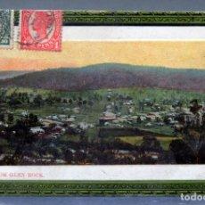Postales: POSTAL ESK FROM GLEN ROCK QUEENSLAND AUSTRALIA THE RIGHT SERIES CIRCULADA SELLO 1912. Lote 193612633