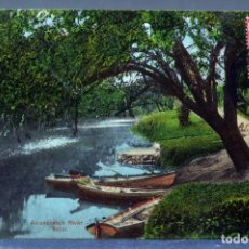 Postales: POSTAL NATAL SOUTH COAST AMANZIMTOTI RIVER SOUTH AFRICA A RITTENBERG CIRCULADA SELLO 1912. Lote 193613313