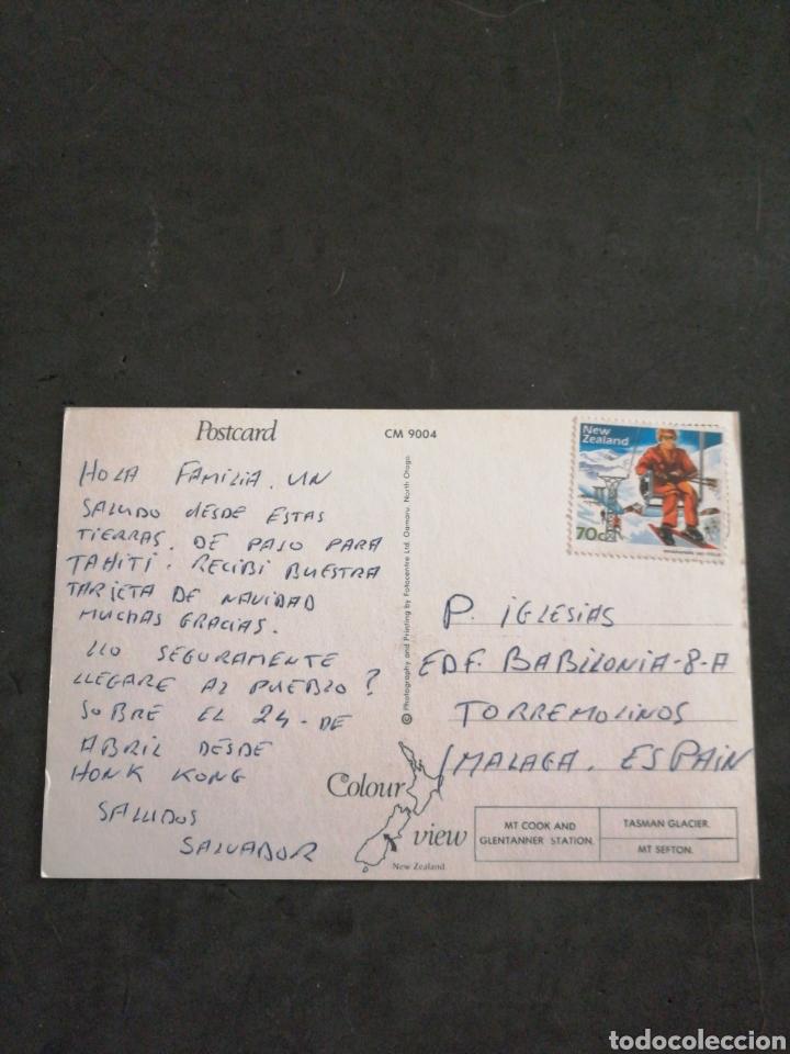 Postales: NEW ZEALAND BONITA POSTAL - Foto 2 - 198618551