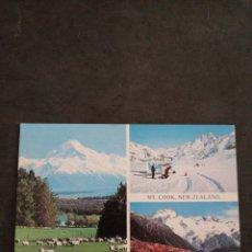 Postales: NEW ZEALAND BONITA POSTAL. Lote 198618551