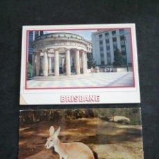 Postales: AUSTRALIA 2 BONITA POSTALES. Lote 198618777