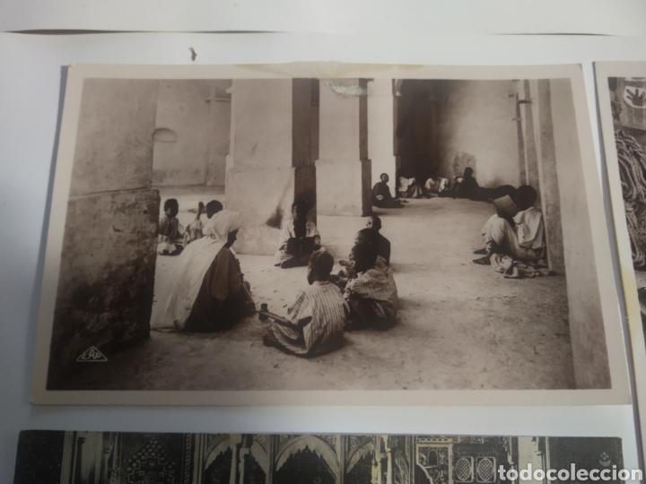 Postales: Lote postales típicas árabes restaurant hammam paris - Foto 2 - 199142596