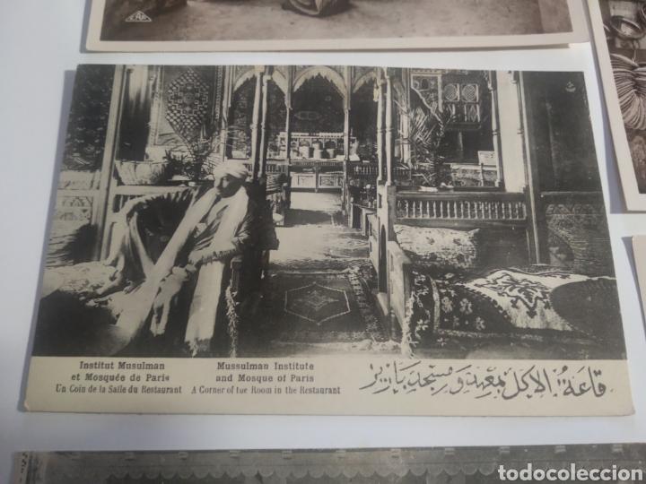 Postales: Lote postales típicas árabes restaurant hammam paris - Foto 3 - 199142596