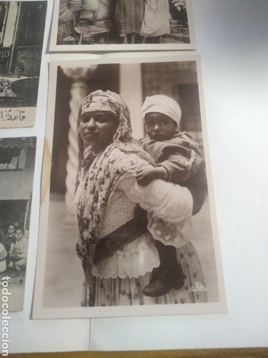 Postales: Lote postales típicas árabes restaurant hammam paris - Foto 6 - 199142596