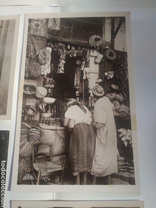Postales: Lote postales típicas árabes restaurant hammam paris - Foto 7 - 199142596