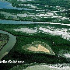Postales: NUEVA CALEDONIA CORAZON DE VOH VISTA AEREA S/C. Lote 203725161