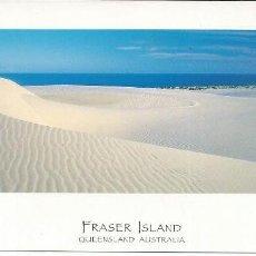 Postales: POSTAL AUSTRALIA *FRASER ISLAND - QUEENSLAND AUSTRALIA* - 1999. Lote 203725643