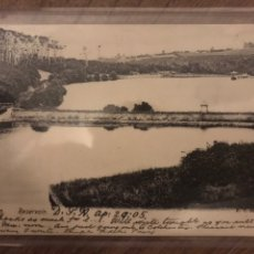 Postales: DUNEDIN RESERVOIR N.Z. 1929. Lote 214861866