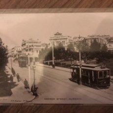 Postales: GEORGE STREET, DUNEDIN 1911 N.Z.. Lote 214862123