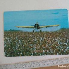 Postales: POSTAL. AUSTRALIA. AN THE HEIGHT OF THE COTTON PICKING SEASON AVION. W560A. SIN CIRCULAR. POST CARD. Lote 218712171