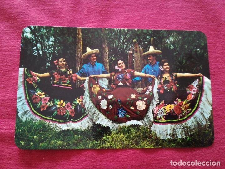 POSTAL ANTIGUO MEXICO (Postales - Postales Extranjero - Oceanía)