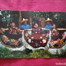 Postales: POSTAL ANTIGUO MEXICO. Lote 219300912