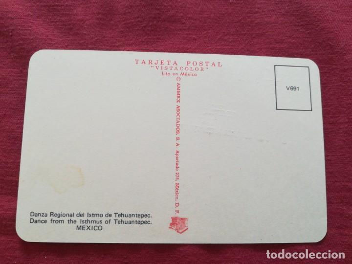 Postales: Postal antiguo Mexico - Foto 2 - 219300912