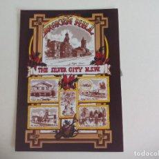 Postales: POSTAL. BROKEN HILL, THE SILVER CITY N.S.W. AUSTRALIA 1988. CIRCULADA . POST CARD. Lote 219696023