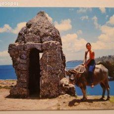 Cartoline: GUAM - UMATAC - CHICA MONTADA EN UN BÚFALO - P45917. Lote 240559455