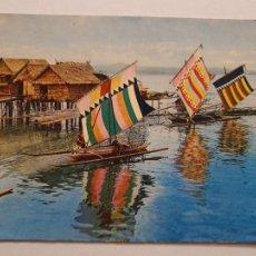 Postales: FILIPINAS - ZAMBOANGA - CIRCULADA - P45941. Lote 240560160