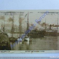 Postales: THE RIVER YARRA. MELBOURNE. VICTORIA. AUSTRALIA. Lote 240691495