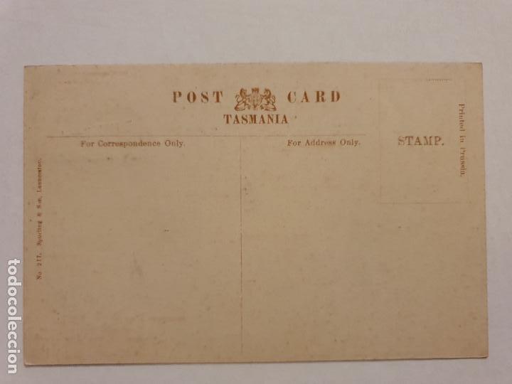 Postales: AUSTRALIA - TASMANIA - COLEGIO LAUNCESTON - P47573 - Foto 2 - 246021370