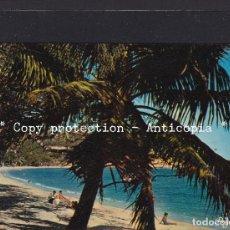 Postales: POSTAL DE NUEVA CALEDONIA - NOUMEA - LA PLAGE DE L'ANSE VATA. Lote 252493235