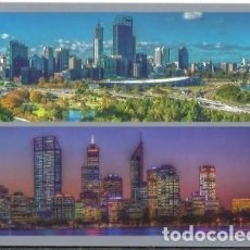 Postales: POSTAL A COLOR PERTH WESTERN AUSTRALIA. Lote 255382820