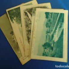 Postales: (PS-65100)LOTE DE 5 POSTALES DE RUMANIA-PRINCIPIOS DE SIGLO. Lote 255485945