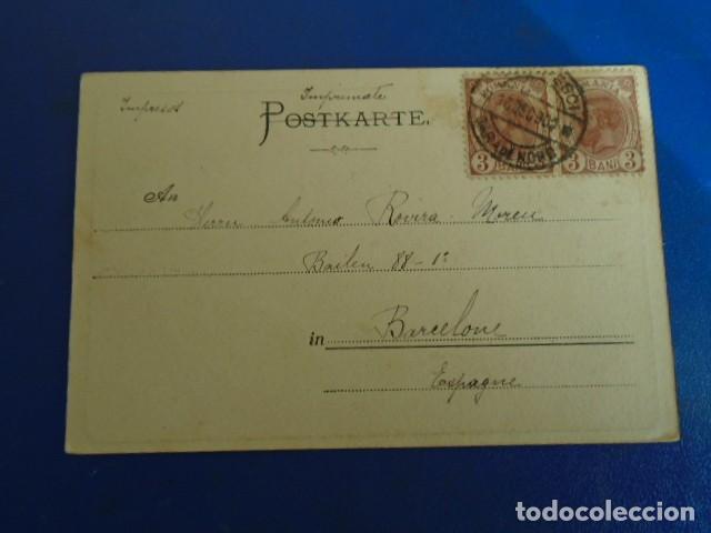 Postales: (PS-65100)LOTE DE 5 POSTALES DE RUMANIA-PRINCIPIOS DE SIGLO - Foto 3 - 255485945
