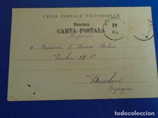 Postales: (PS-65100)LOTE DE 5 POSTALES DE RUMANIA-PRINCIPIOS DE SIGLO - Foto 7 - 255485945