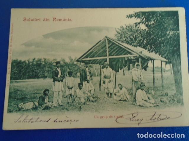 Postales: (PS-65100)LOTE DE 5 POSTALES DE RUMANIA-PRINCIPIOS DE SIGLO - Foto 8 - 255485945