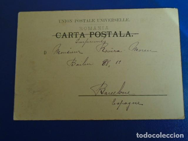Postales: (PS-65100)LOTE DE 5 POSTALES DE RUMANIA-PRINCIPIOS DE SIGLO - Foto 9 - 255485945