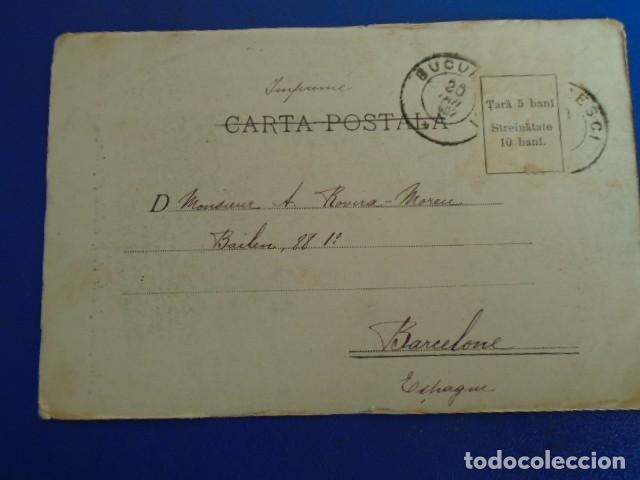 Postales: (PS-65100)LOTE DE 5 POSTALES DE RUMANIA-PRINCIPIOS DE SIGLO - Foto 11 - 255485945
