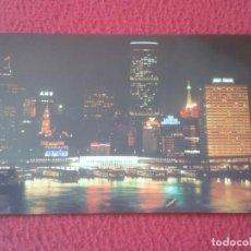 Postales: POST CARD AUSTRALIA SIDNEY CIRCULAR QUAY AT NIGHT POSTKARTE CARTE POSTALE OCEANIE.....VER FOTO/S.. Lote 276469843