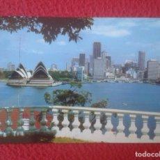 Postales: POST CARD AUSTRALIA SIDNEY CARTE POSTALE SKYLINE FROM MILSON´S POINT N.S.W. POSTKARTE VER FOTO/S.. Lote 276470873