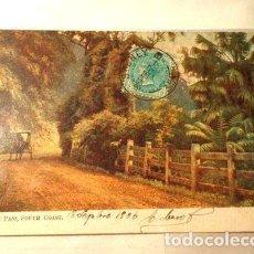 Postales: 1906 AUSTRALIA NUEVA GALES DEL SUD SIDNEY CIRCULADA. Lote 277409313