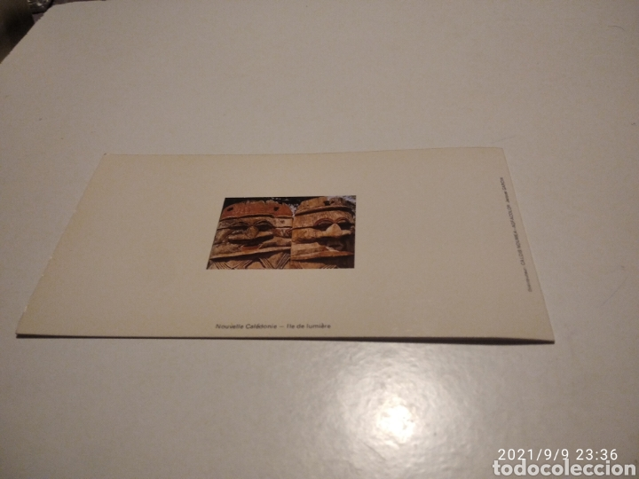 Postales: Postal felicitación Nueva Caledonia - Foto 3 - 286746638