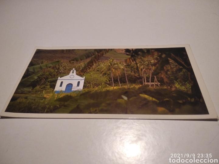 POSTAL FELICITACIÓN NUEVA CALEDONIA (Postales - Postales Extranjero - Oceanía)