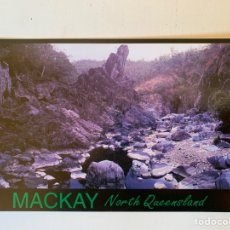 Postales: GORGE COUNTRY / TEEMBURRA STATE FOREST / AUSTRALIA. Lote 292332933