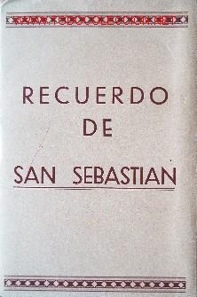 10 VISTAS -SAN SEBASTIAN- (Postales - España - Pais Vasco Antigua (hasta 1939))