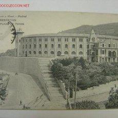 Postales: SAN SEBASTIAN PLAZA DE TOROS. Lote 10951957