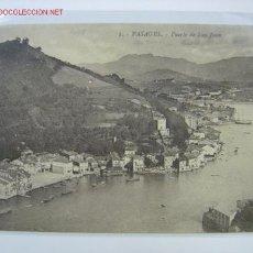 Postales: PASAGES PUERTO DE SAN JUAN. Lote 10951964