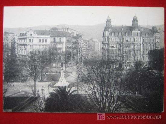 BILBAO, PLAZA ELÍPTICA, ( VIZCAYA ) TP980 (Postales - España - Pais Vasco Antigua (hasta 1939))