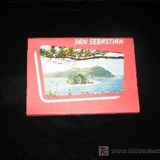 Postales: SAN SEBASTIAN. Lote 4869351