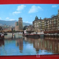 Postales: BILBAO, MUELLE DE RIPA, ( VIZCAYA ) TP3025 . Lote 3370918