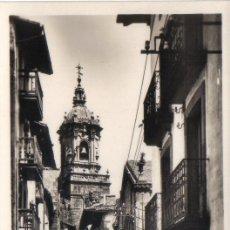 Postales: FUENTERRABIA - CALLE DE LAS TIENDAS. FOTO GALARZA Nº 27.-. Lote 4056250