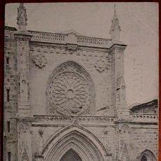 Postales: POSTAL BILBAO - REVERSO SIN DIVIDIR. Lote 19951608